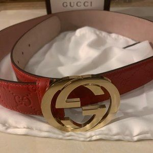 Authentic GG Sima Belt (President's Day Sale!!!)